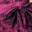 ++เสื้อผ้าไซส์ใหญ่++LY* Pre-Order* ชุดเดรสออกงานไซส์ใหญ่ลายดอกไม้แต่งโบว์ตรงเอวมีซับในสวยค่ะ thumbnail 11