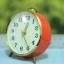 T0607 นาฬิกาปลุกเยอรมันโบราณ ส่ง Blessing ฟรี thumbnail 2