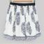++สินค้าพร้อมส่งค่ะ++ชุดเซ็ทเกาหลี เสื้อคอกลม ปลายแขนบาน เอวลอยเก๋+กระโปรงสั้น ขอบเอวยืด ผ้า cotton blend พิมพ์ลายน่ารัก – สี Beige thumbnail 8