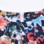 ++เสื้อผ้าไซส์ใหญ่++ LY *พร้อมส่ง* ชุดเดรสเกาหลีไซส์ใหญ่แขนสั้นผ้าโพลีเอสเตอร์สีน้ำเงินลายดอกไม้โทนสีแดงฟ้าเขียวเหลืองกระโปรงทรงสวิงพริ้วสวยค่ะ (L,2XL) thumbnail 5