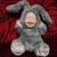 """ตุ๊กตาขนนุ่ม กระต่าย+แมว 9"""" thumbnail 2"""