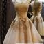 wedding ชุดแต่งงานเจ้าสาวแสนสวย หรูหรา สง่างามด้วยลูกไม้และผ้าสีทองค่ะ thumbnail 2