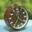 T0656 นาฬิกาปลุกเยอรมันโบราณ Kienzle ส่ง EMS ฟรี thumbnail 6