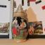 M0412 แก้วเบียร์เยอรมันโบราณ RM ลวดลายนูนรูปชาวบ้านนั่งคุยกัน - ราคารวมค่าจัดส่ง EMS แล้ว thumbnail 6