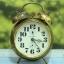 T0639 นาฬิกาปลุกเยอรมันโบราณ Jerger ส่ง EMS ฟรี thumbnail 1