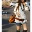 ผ้าไซส์ใหญ่++* Pre-Order* เสื้อตัวยาวไซส์ใหญ่แฟชัี่่นสีขาว thumbnail 2