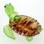 เต่าแก้วเป่า Glass Figurine Turtle thumbnail 4