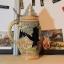 M0412 แก้วเบียร์เยอรมันโบราณ RM ลวดลายนูนรูปชาวบ้านนั่งคุยกัน - ราคารวมค่าจัดส่ง EMS แล้ว thumbnail 8