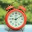 T0637 นาฬิกาปลุกเยอรมันโบราณ EUROPA ส่ง EMS ฟรี thumbnail 1