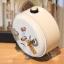N0310 นาฬิกาปลูก Dugena มีป้ายร้านติดอยู่ เดินดีปลุกดีครับ (ราคารวมค่าส่งแล้วครับ ซื้อหลายชิ้นสามารถลดได้ครับ :)) thumbnail 5