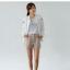 ++สินค้าพร้อมส่งค่ะ++ jacket เกาหลี แขนยาว คอกลม ผ้า polyester เนื้อดีค่ะ ดีไซด์เสื้อ basewheel มี 2 สีค่ะ – สีขาว thumbnail 2