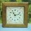 T0682 นาฬิกาแขวนกระเบื้องเยอรมันโบราณ kienzle ส่ง EMS ฟรี thumbnail 1