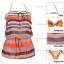 (พรีออเดอร์) ชุดว่ายน้ำ ทู พีช มีชุดคลุมเป็นเสื้อกระโปรง ลายเดียวกับชุด thumbnail 5
