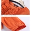 ++เสื้อผ้าไซส์ใหญ่++* Pre-Order* เสื้อผ้าแฟชั่นไซส์ใหญ่แขนสามส่วนแต่งด้านหน้าติดกระดุมสวย thumbnail 7